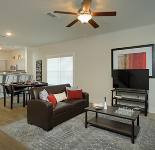 Fully Furnished, Pet-Friendly Apartments - Image 02